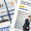 Αλ. Τσίπρας στη Le Monde: «Η Ευρώπη είναι σαν τον υπνοβάτη που βαίνει προς το κενό, χρειάζεται ένα ξυπνητήριαφύπνισης»